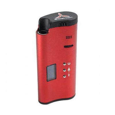 7th Floor Sidekick Portable Vaporizer - Red