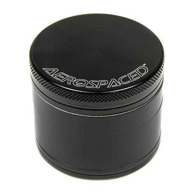 4 Piece Medium Herb Grinder - Closed