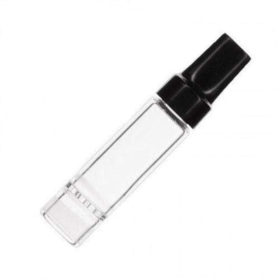 Arizer Air Mouthpiece with Black Tip - Isometric Profile