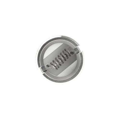 Atmos Greedy Chamber Stainless Steel Coil 2-Pack - Front Profile