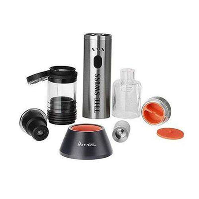 Atmos Swiss Concentrate Portable Vaporizer-Stainless