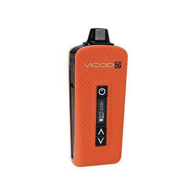 Atmos Vicod 5G Vaporizer - 2nd Generation - Orange