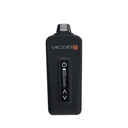 Atmos Vicod 5G Vaporizer - 2nd Generation - Black