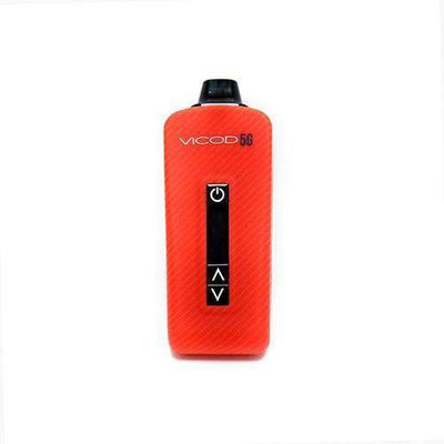 Atmos Vicod 5G Vaporizer - 2nd Generation - Red