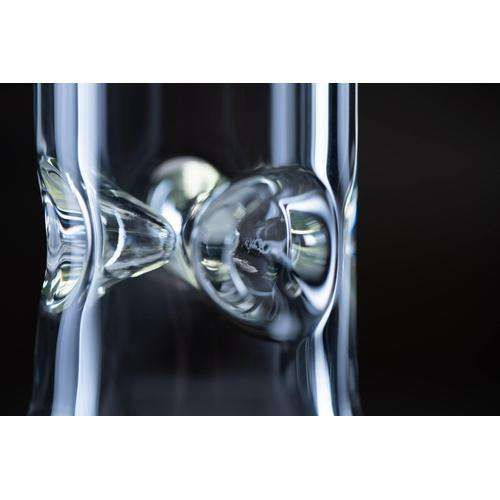 "BOO BLOWOUT - Boo Glass 17"" Super-Thick Classic Beaker Bong"
