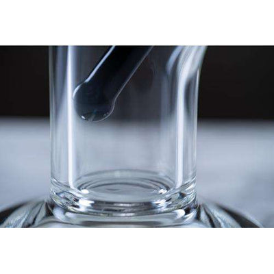"Boo Glass 17"" Super-Thick Straight Tube Bong-"