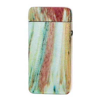 Boo Glass Plasma Lighter-Marble
