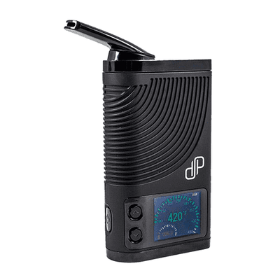 Boundless CFX Portable Vaporizer - Isometric Profile Display