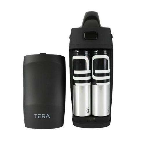 Boundless Tera Portable Vaporizer - Isometric Front Profile