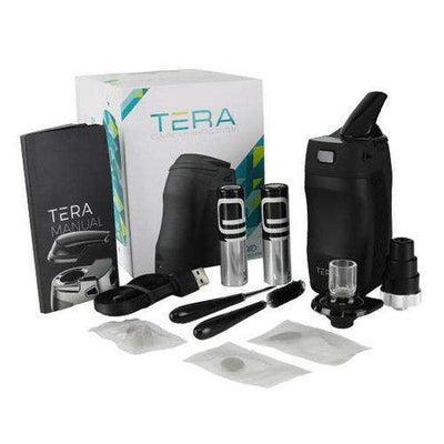 Boundless Tera Version 34 Portable Vaporizer - Tools and Accessories