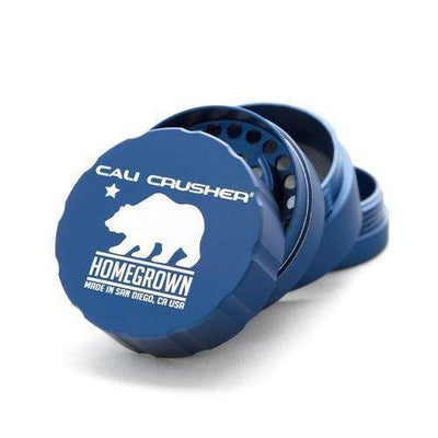 Cali Crusher Homegrown 4-Piece Large-Blue