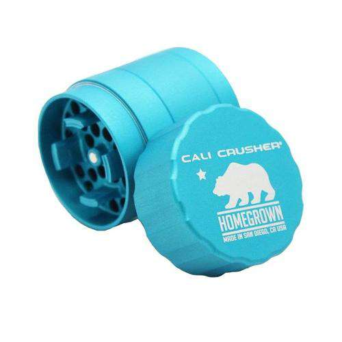 Cali Crusher Homegrown 4-Piece Pocket-Aquamarine