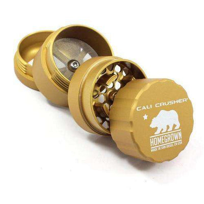 Cali Crusher Homegrown 4-Piece Pocket-Gold