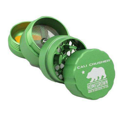 Cali Crusher Homegrown 4-Piece Pocket-Green