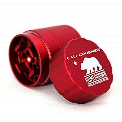 Cali Crusher Homegrown 4-Piece Pocket-Red