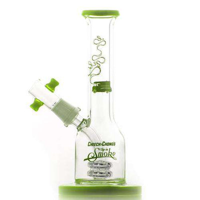 Cheech and Chong Jade East Water Pipe Bong-Green