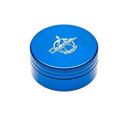 "Cosmic 1.6"" Mini 2-Piece Grinder-Mystic Blue"
