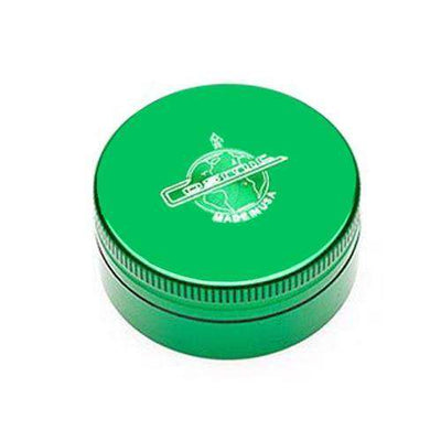 "Cosmic 1.6"" Mini 2-Piece Grinder-Stoney Green"