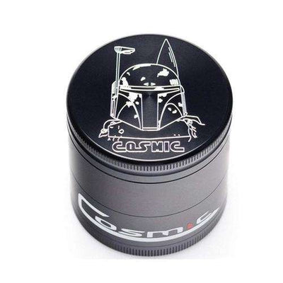 "Cosmic 2.1"" Small 4-Piece Grinder-Boba Fett ""Limited Edition"""