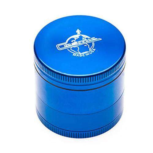"Cosmic 2.1"" Small 4-Piece Grinder-Mystic Blue"