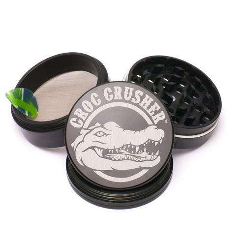 "Croc Crusher 3.5"" 4-Piece Grinder"