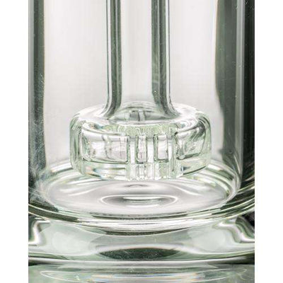 Diamond Glass Showerhead Perc Sidecar Bubbler Showerhead Perc