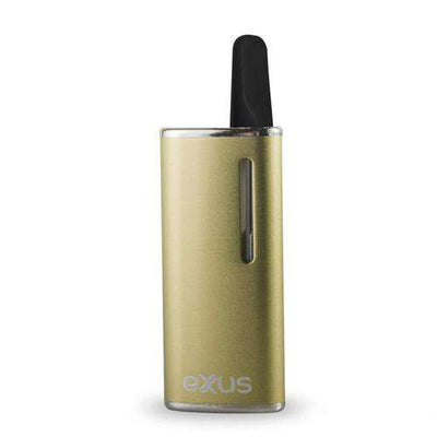 Exxus Snap Cartridge Portable Vaporizer-Gold