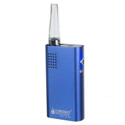 Flowermate v5.0s Mini Portable Vaporizer-Blue