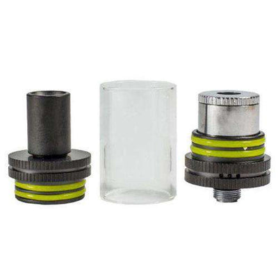 HoneyStick Highbrid Dual Quartz Rod Sub Ohm Atomizer - Surface Lay Profile