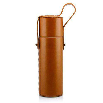 Hydrology9 Genuine Leather Carrying Case - Front Profile