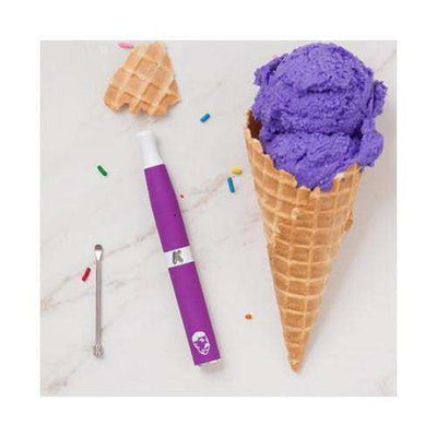 KandyPens Ice Cream Man Vaporizer - Purple - Ice Cream Cone