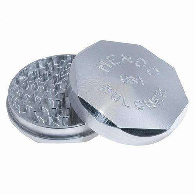 "Mendo Mulcher 3.0"" 2-Piece Grinder - Lid Off Profile"
