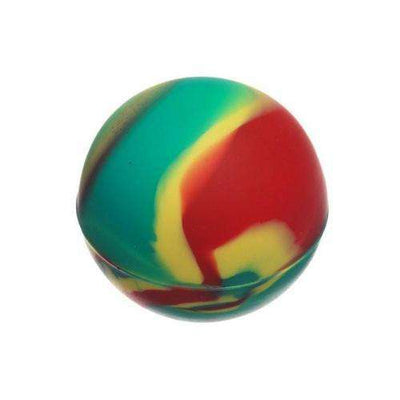 Oil Slick Ball-Rasta