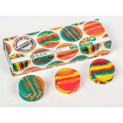 Oil Slick Stack 3-Pack-Rasta