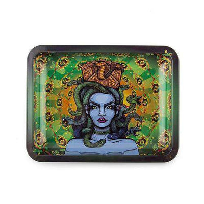 Ooze Cursed Rolling Tray-Small