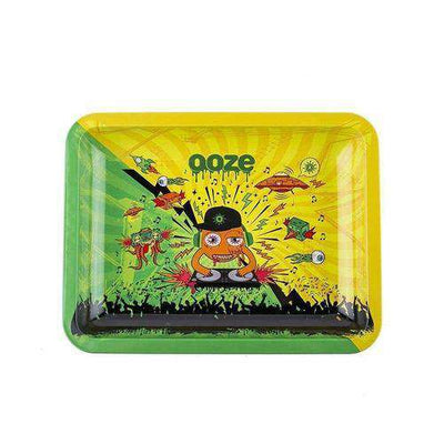 Ooze DJ Loud Rolling Tray-Small