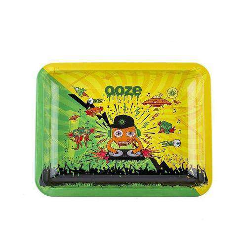 Ooze DJ Loud Rolling Tray-Medium