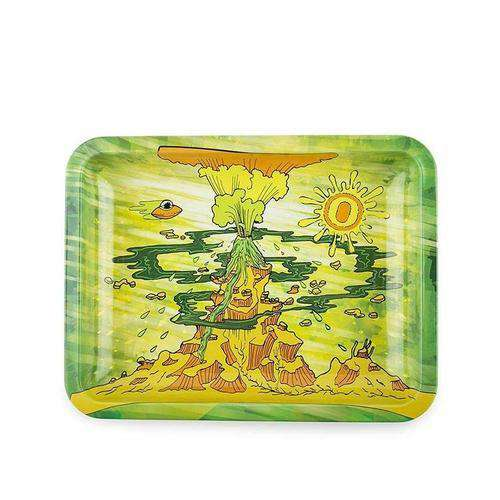 Ooze Eruption Rolling Tray-Medium