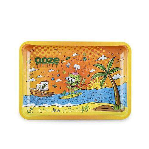 Ooze High Tide Rolling Tray-Medium