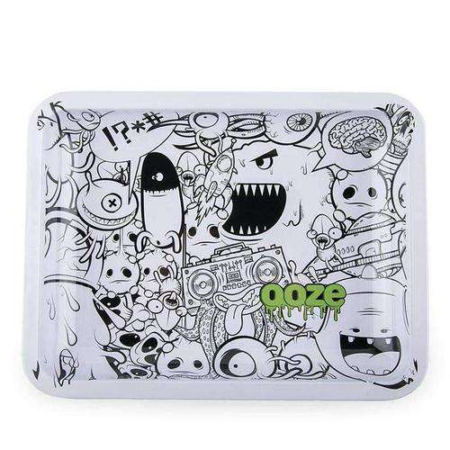 Ooze Monsterous Rolling Tray-Medium