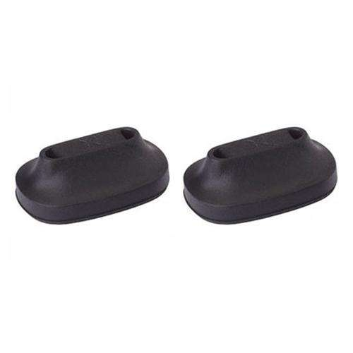 PAX 2/3 Mouthpiece Raised 2-Pack - Front Surface Lay Profile