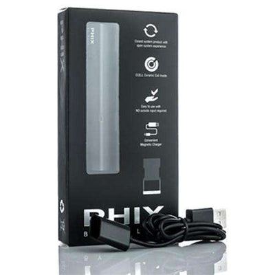 PHIX Basic Portable Vaporizer - Box and Accessory