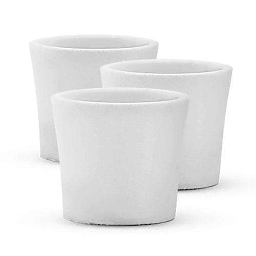 Puffco Peak Ceramic Bowl - 3 Pack - Front Profile