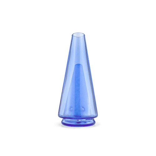 Puffco Peak Colored & Replacement Glass-Blue