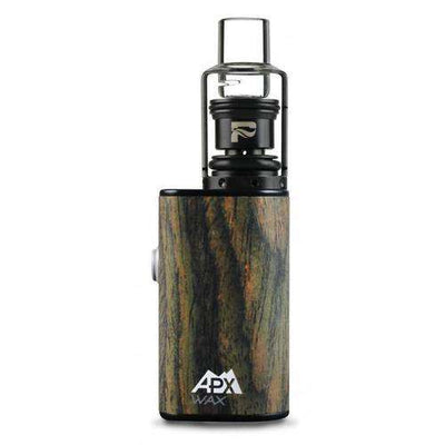 Pulsar APX Wax Portable Vaporizer-Wood Grain