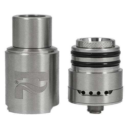 Pulsar Barb Fire Wax Atomizer - Front Profile
