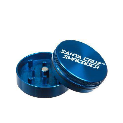 Santa Cruz Small 2 Piece Grinder - Black