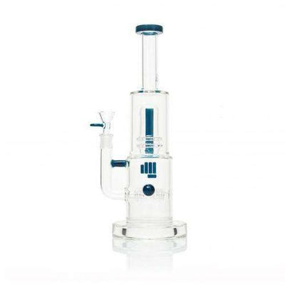 Famous Brandz Snoop Mothership Water Pipe - Blue