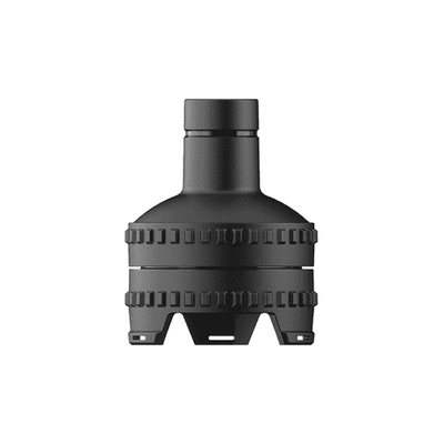 Storz & Bickel Easy Valve Filling Chamber Housing - Front Profile