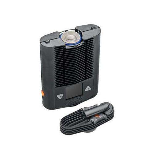 storz and bickell mighty vaporizer - top open